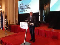 Presidente da Conib participa de encontro do WJC em Praga