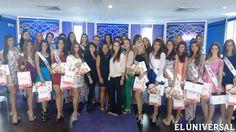 Los espacios de la Quinta Miss Venezuela sirvieron de escenario para que las 25 aspirantes a la corona disfrutaran de una mañana que se caracterizó por la juventud de sus protagonistas, quienes aprovecharon el taller de técnicas de maquillaje y (...)