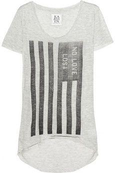 Zoe Karssen No Love Lost jersey T-shirt NET-A-PORTER.COM - StyleSays