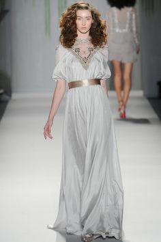 Gown for Roslin Frey, Jenny Packham