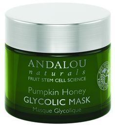ANDALOU naturals Pumpkin Honey Glycolic Mask - For Normal & Combination Skin $20.49 - from Well.ca