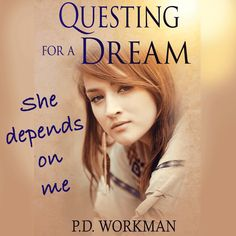 """""""I need to look after Luyu,"""" Nadie said firmly, giving him a glare. """"She depends on me.""""  P.D. Workman, Questing for a Dream  Two Teasers: Earth Afire and Questing for a Dream #books #amreading #teasertuesday http://wp.me/p3Nz8P-wc"""