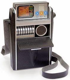 "] Star Trek Original Series Tricorder: ""Hello, I am Spock"" :P Star Trek Original Series, Star Trek Series, Star Wars, Star Trek Tos, Science Fiction, Cassette Vhs, Geek Toys, Starship Enterprise, 3d Laser"