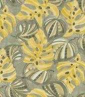Home Decor Print Fabric-Tommy Bahama  Aquatic Allure Sandrift - Joann Fabrics