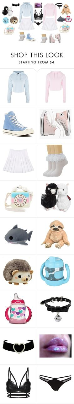 """BFF'S DD/LG #3"" by smtichnell on Polyvore featuring Topshop, Converse, Madewell, Betsey Johnson, OXO and Charlotte Russe"