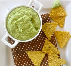 White Bean and Cilantro Dip - Great as a cold dip with carrots or cucumbers. Even BETTER with 1/4 cup parmesan cheese added and served warm!