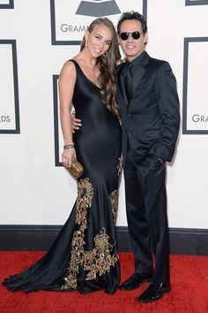 2014 - Marc Anthony  &  Chloe Green