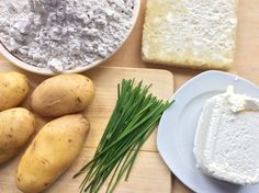 """How to Make """"Zillertaler Krapfen"""" - a traditional Zillertal Valley dish that comes with a tasty quark and grey cheese filling in a crispy exterior"""