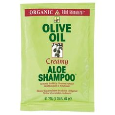 Luxe Beauty Supply - ORS Olive Oil Creamy Aloe Shampoo Packet - 1.75 oz, $1.39 (http://www.lhboutique.com/ors-olive-oil-creamy-aloe-shampoo-packet-1-75-oz/)