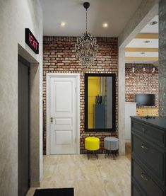 Tips to Refresh Your Entryway Designs and Create Stylish Hallway Spaces Grey Interior Doors, Home Interior, Modern Interior Design, Entry Way Design, Door Design, House Design, Foyer Decorating, Fashion Room, Entry Doors