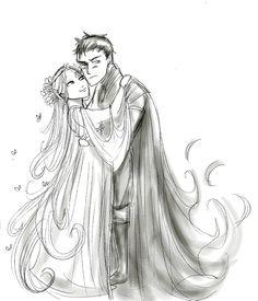 Persephone & Hades by Arbetta