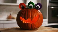 Funny Pumpkin-Carving Project
