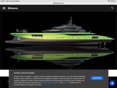Naval, Yacht Design, Super Yachts, Submarines, Day Trips, Chen, Automobile, Boat, Luxury