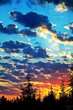 ~~My sunrise scenery -2- Ankara, Turkey by Dx VxN~~