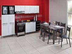 Cozinha Compacta Itatiaia Itanew - 11 Portas com as melhores condições você encontra no Magazine Edmilson07. Confira!
