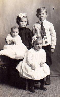 group of siblings