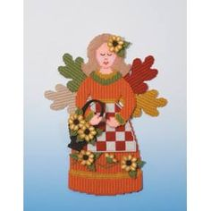 Harvest Angel Wall Hanging * 1/8