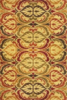 KAS Oriental Lifestyles Firenze Jeweltone (5467) Area Rugs