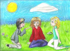 Jess, Molly, and Casey by Casey Fredrick