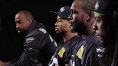 Seahawks DBs - Legion of Boom  - UNCUT