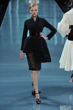 Christian Dior Fall 2008 Couture Fashion Show - Vlada Roslyakova