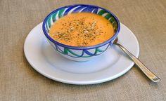 el Pasaplatos: Sopa Fría de Melón y Tomate