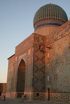 ˚Mosque - Kazakhstan, Turkistan