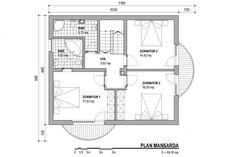 case frumoase cu mansarda beautiful attic house projects 10