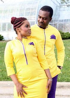 Couple African Wear,Trendy african clothing,Couple fashion,Unisex clothing,Couple new style by POLARPRIDEUK on Etsy African Shirts For Men, African Clothing For Men, African Dresses For Women, African Attire, African Wear, African Women, Couples African Outfits, Couple Outfits, Kids Outfits