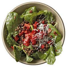 Mediterranean Diet Lunch Ideas for Work - EatingWell Easy Mediterranean Diet Recipes, Mediterranean Chicken, Healthy Salads, Healthy Recipes, Healthy Fats, Healthy Aging, Healthy Dinners, Eating Healthy, Vegetarian Recipes