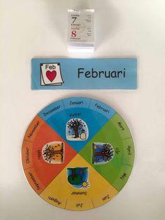 Koll på året Bra Tips, Organize Your Life, Exercise For Kids, 3c, Classroom Organization, Medusa, Montessori, Preschool, Education