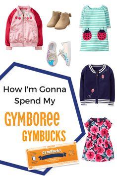 Gymboree Gymbucks Sale 2018: Our Wishlist. Children's Fashion and Clothing.