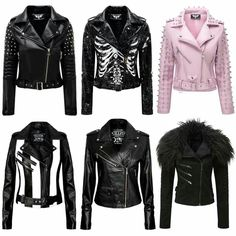 Like the skeleton one, hate the pink one