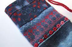 Emily. A folk bag by Peony And Parakeet.