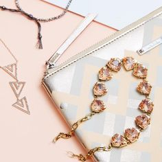 #TrendingNow: Rose Gold, everything! Don't miss out on the latest #fashion #trends-go to my website to see these pieces and more!  stelladot.com/jenniferhamilton #jbakerham #stelladot #sd #stelladotnewarrivals #new #neednow #stelladotswag #stelladotfashion #stelladotstyle #stelladotjoy #accessories #fashionista #trendy #chic #adorable #fashionstatement #statementpiece #joinmyteam #stelladotstylist #contactme #website #rosegold #essentials #werkit #musthave #sparkle #shine
