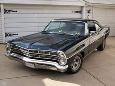 1967 Ford Galaxie
