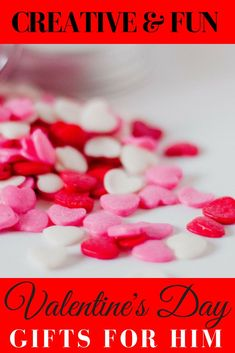 looking for the perfect valentines day gift ideas for your husband or boyfriend you need