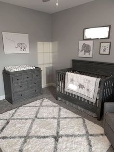 Baby Shower Gifts My baby boys elephant themed nursery! Baby Shower Gifts My baby boys elephant themed nursery! Baby Bedroom, Baby Boy Rooms, Baby Boy Nurseries, Nursery Room, Baby Boys, Baby Nursery Grey, Neutral Nurseries, Baby Boy Cribs, Carters Baby