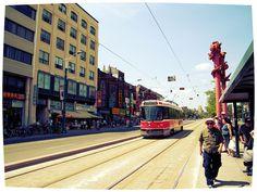 Spadina, Toronto by ajbatac, via Flickr