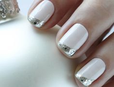 holiday nail art look - nail art by essie looks How gorgeous!