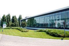 Kantoortuin, Best Of Travel, office garden, Studio Verde, grass, hills