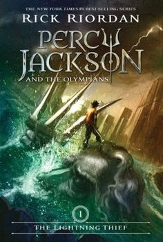 Percy Jackson is an ADHD kid at a boarding school for troubled youth. Readers find out how extraordinary he really is in this can't-put-it-down adventure!
