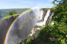 Victoria Falls Zimbabwe Nigeria