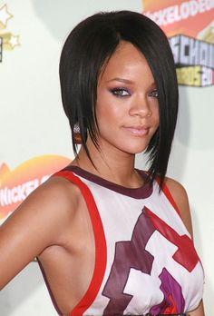 Rihanna Hairstyles 2007 l www.sophisticatedallure.com
