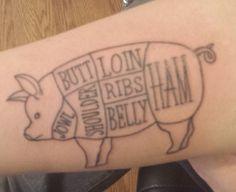 By Josh Couchenhour at Black Label Tattoo; Frederick, MD.