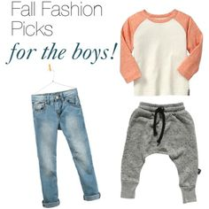 Fall Fashion Picks for Boys #BackToSchool Wardrobe staples that are comfortable and will leave your little boy feeling like the star of the playground.