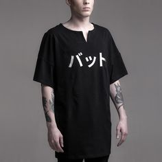 Bat Norton, a streetwear brand based in St. Petersburg, Russia. With a dynamic and open-minded team, they create extravagant, but classy clothes.  http://twentytee.com/49-nomad-ninja/