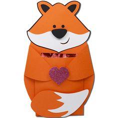 JMRush Designs: Foxy Hug Candy Pocket