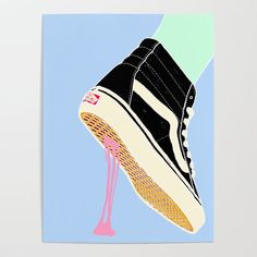 Bubble Gum Never Dies Art Poster by Whatalife_studio - X Simple Canvas Paintings, Small Canvas Art, Cute Paintings, Mini Canvas Art, Acrylic Painting Canvas, Hippie Painting, Trippy Painting, Aesthetic Painting, Aesthetic Art