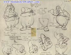 """Snow White and the Seven Dwarfs"" 